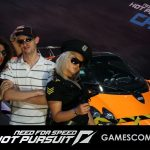 Need for Speed @ gamescom 2010
