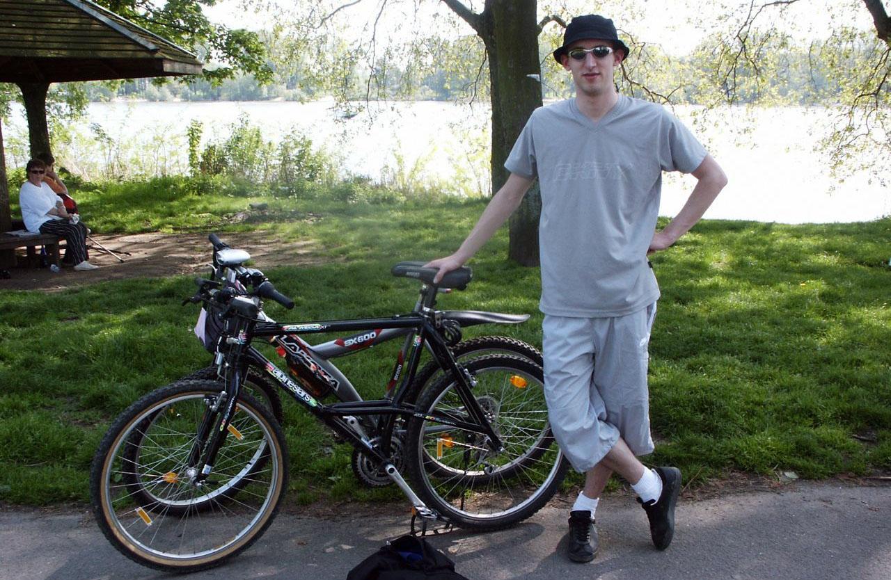 Köln: Ich und mein Fahrrad