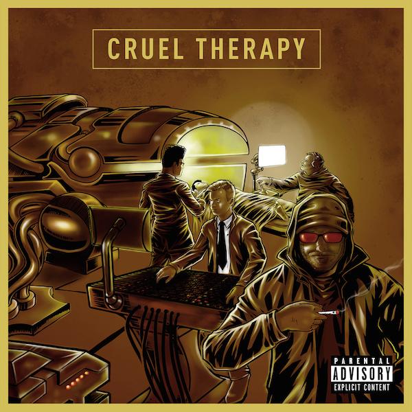Cruel Therapy Cover