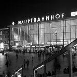 Der Kölner Hauptbahnhof.