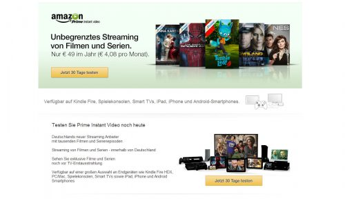 Sponsored Post: Amazon Instant Video | Copyright © Amazon