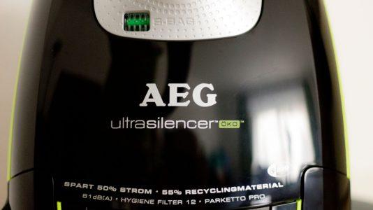 Ultra Silencer von AEG