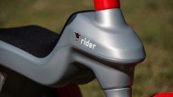 Die ersten 4 Räder - Unterwegs mit dem BIG-Rider