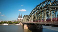 Köln: Der Dom mit einem 1.000er ND-Filter