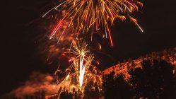 Neujahr in Österreich