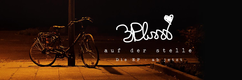 3Plusss - Auf der Stelle (EP)