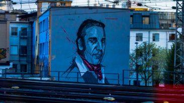 Köln Graffiti Hotel Madison - #electronicbeats