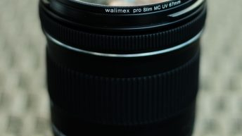 Walimex Slim MC UV-Filter
