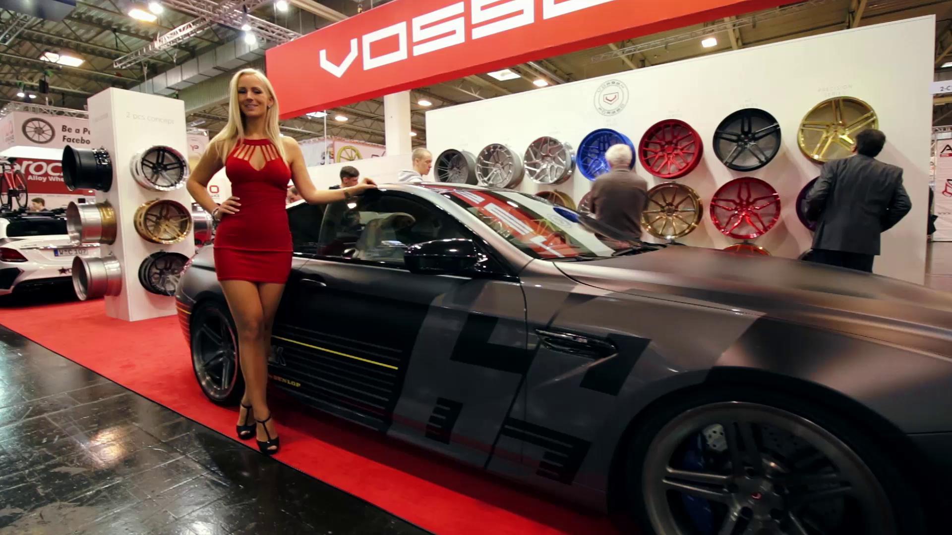 Vossen @ Essen Motor Show 2016