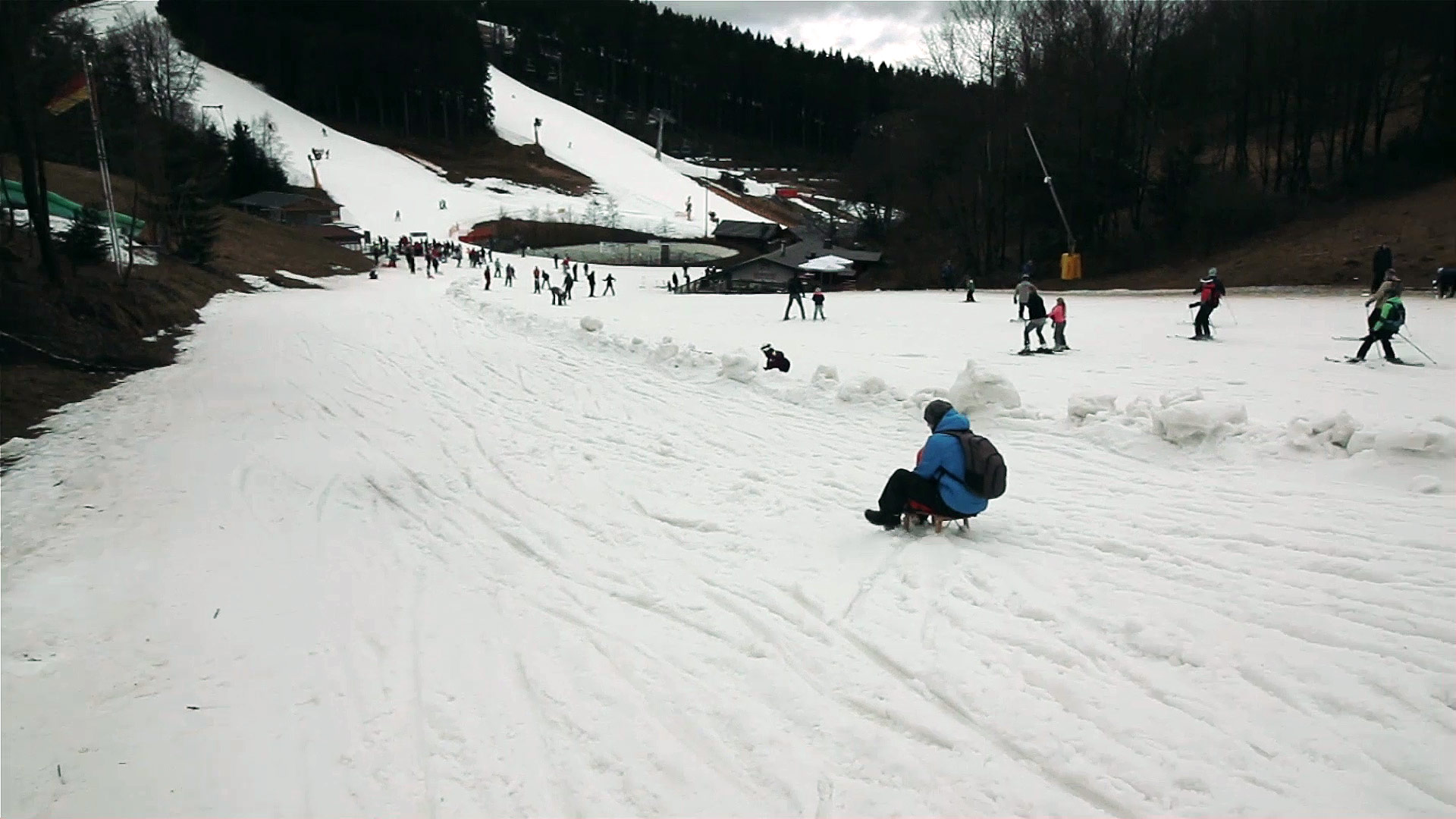Winterberg Rodeln