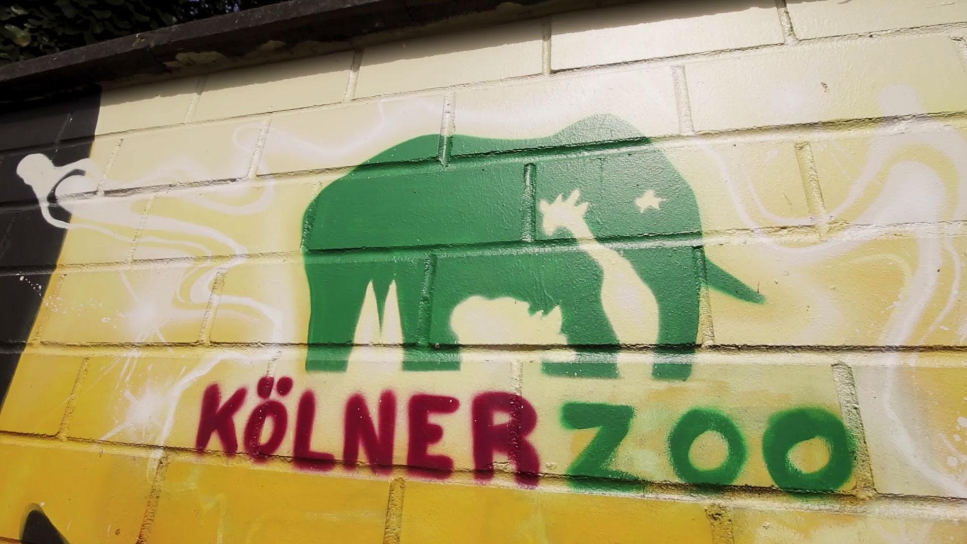 Kölner Zoo mit Domenik und Hip Hop