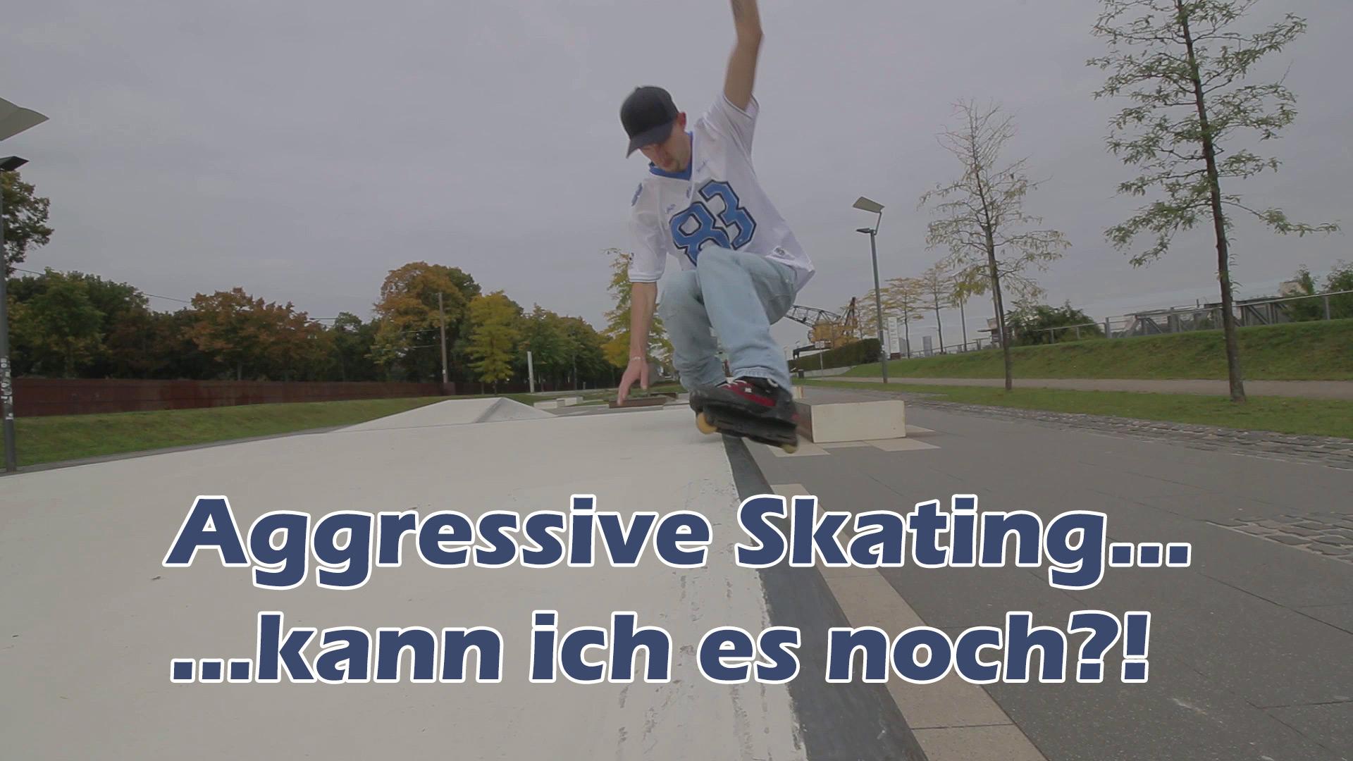 Inline Skating wie ein 16 Jähriger?!