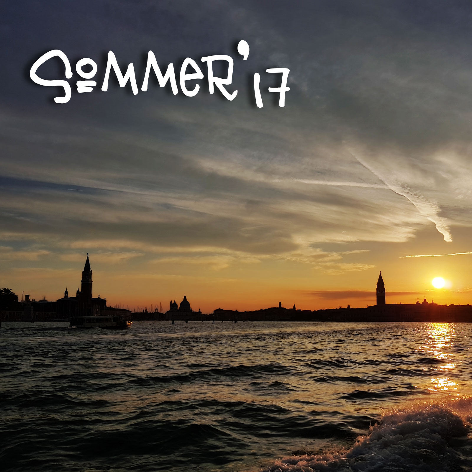 Spotify Playlist: Sommer '17