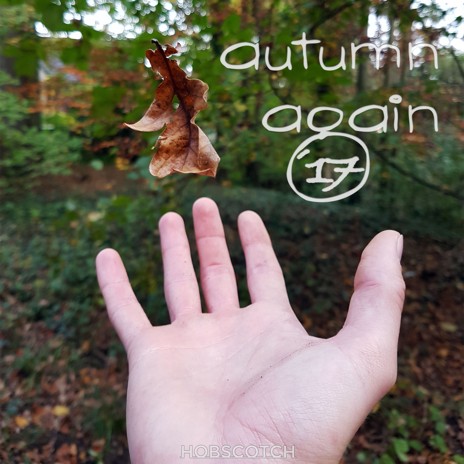 Spotify Playlist: Autumn again '17
