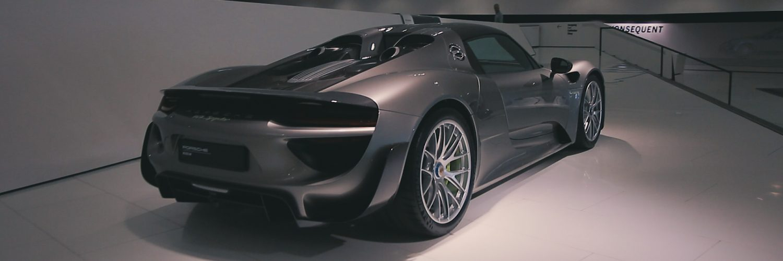 Zu Hause bei Porsche