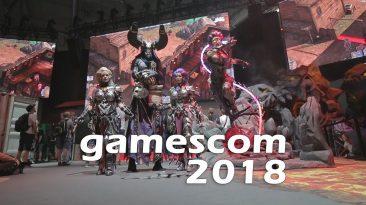 Retro trifft Neuzeit auf der gamescom 2018