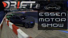 DR!FT auf der Essen Motor Show 2018