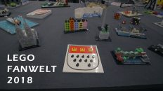 LEGO FANWELT 2018 - Klötzchenwelt in Köln