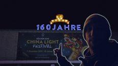 Der Kölner Dom leuchtet im Kölner Zoo - China Light Festival 2019/2020