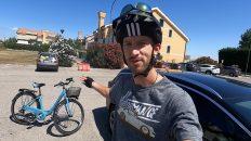 Mit einem Citybike 50 km durch die Lagunen von Venedig | Cavallino Treporti 🇮🇹
