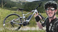 Mit dem E-Bike auf der Imster Almenrunde | 20 km E-MTB Tour